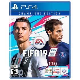 Videojuego PS4 FIFA 19 Edición CHAMPIONS