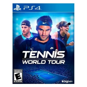 Videojuego PS4 Tennis World Tour