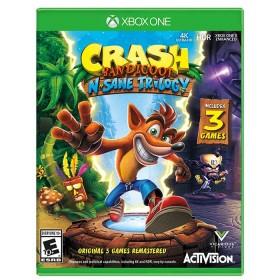 Videojuego XBOX ONE Crash Bandicoot N. Sane Trilogy