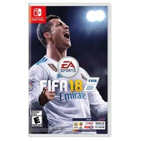 Videojuego SWITCH FIFA 18-a