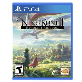 Videojuego PS4 Ni No Kuni II: Revenant Kingdom
