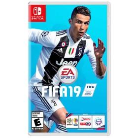 Videojuego SWITCH FIFA 19 Edición STANDARD