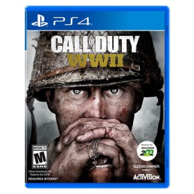 Videojuego PS4 Call Of Duty WW II