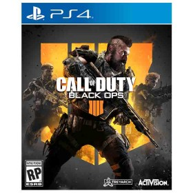 Videojuego PS4 Call Of Duty Black Ops 4