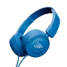 Audífonos JBL Alambrico OnEar ML T450 Azul