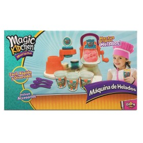 BOING TOYS Magic Kidchen Maquina de Helados Accesorios