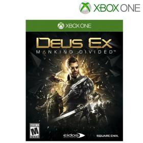 Videojuego XBOX ONE Deus Ex: Mankind Divided