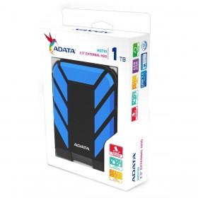Disco Duro ADATA Antigolpes HD710 1TB Azul