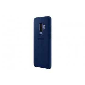 Cover SAMSUNG Alcantara S9 Azul