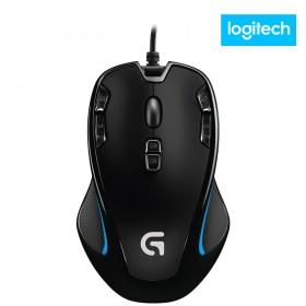 Mouse LOGITECH Alámbrico Óptico Gamin G300S