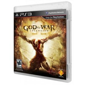 Videojuego PS3 God of War Ascension