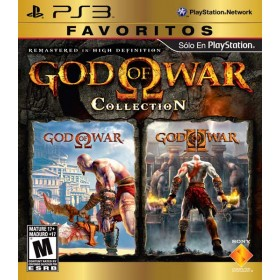 Videojuego PS3 God of War 1 y 2 Collection