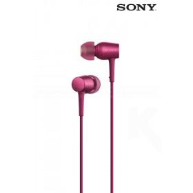 Audífonos SONY internos MDR-EX750AP Rosado con audio de alta resolución