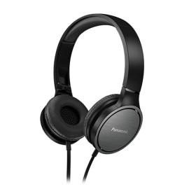 Audifonos Panasonic Alambricos OnEar ML HF500 Negro