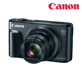 """Cámara Canon Semiprofesional SX720 HS """"Negra"""