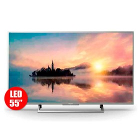 "TV 55"" 138cm LED SONY 55X807E 4K-UHD Internet"