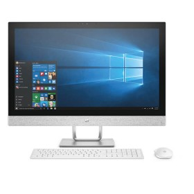 "PC All in One HP- 27-R005LA - AMD - 27"" Pulgadas – Disco Duro 1Tb – Blanco"