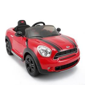 RASTAR Carro Mini Cooper Rojo