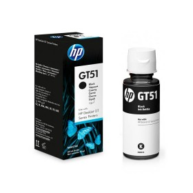 Botella de Tinta HP GT51 Black