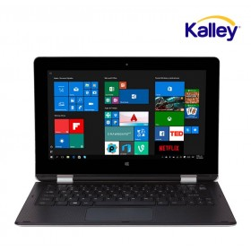 Convertible 2 en 1 KALLEY K-BOOK WB360 Atom 11.6 Negro