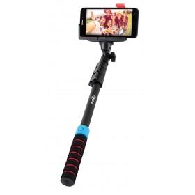 Selfie Stick KALLEY Combo BT Ng K-GSSCBT Negro