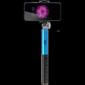 Selfie Stick KALLEY Combo BT Ng K-GSSCBT Azul