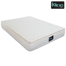 Colchón de Resorte K-LINE Esencial Pluss Sencillo