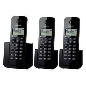 Teléfono Inalámbrico Dect Panasonic ID TGB113 3x1