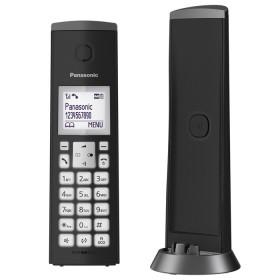 Teléfono Inalámbrico Dect Panasonic ID TGK210 Negro