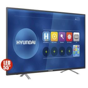 """TV 55"""" 139cm Hyundai LED 558 UHD Internet"""