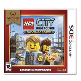 Videojuego 3DS Lego City Undercover