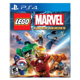 Videojuego PS4 LEGO Marvel Super Heroes