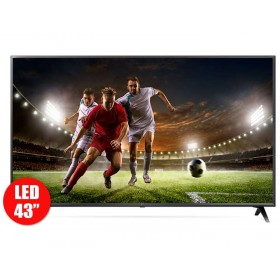 "TV 43"" 108cm LG 43UK6300 UHD Internet"