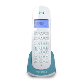 Teléfono Inalámbrico Motorola Ident M700 Azul