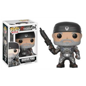 FUNKO POP! Games Old Marcus