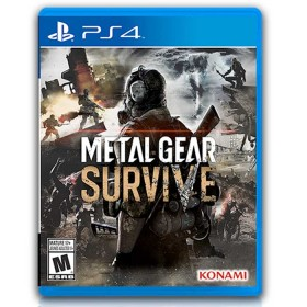 Videojuego PS4 Metal Gear Survive-3
