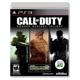 Videojuego PS3 Call Of Duty Modern Warfare Trilogy