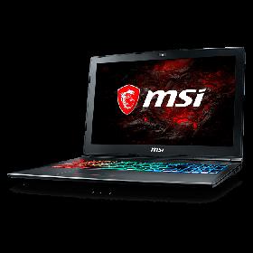 "Portátil Gamer MSI - GF62 - Intel Core i7 - 15.6 "" Pulgadas - Disco Duro 1Tb – Negro"