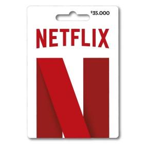 Pin Virtual NETFLIX $35.000