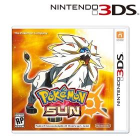 Videojuego 3DS Pokemon Sun