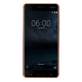 Celular libre NOKIA 6 DS 4G Cobre