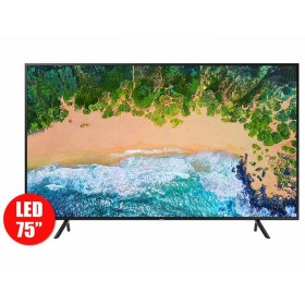 "TV 75"" 194cm SAMSUNG 75NU7100 4K UHD Internet (TV LED)"