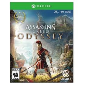 Videojuego XBOX ONE Assasins Creed Odyssey Day 1