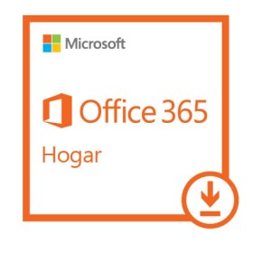 Pin Virtual OFFICE 365 Hogar (5 Usuarios)