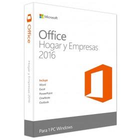 Office Hogar & Empresas 2016