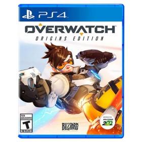 Videojuego PS4 Overwatch Origins