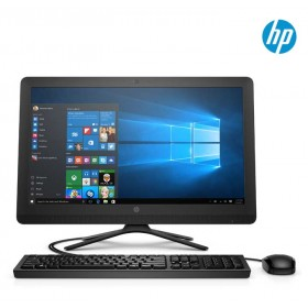 "PC All in One HP 24-G021 A8 23.8"" Negro"