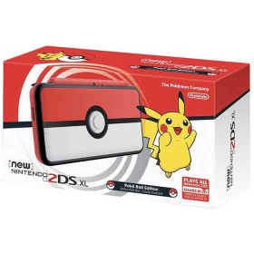 Consola Nintendo New 2DS XL Pokeball Edition-a