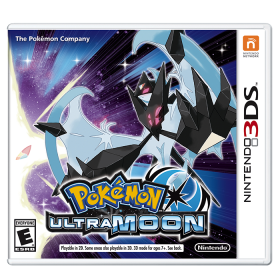 Videojuego 3DS POKEMON ULTRA MOON-c