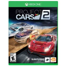 Videojuego XBOX ONE Project Cars 2
